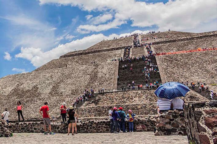 piramide teothicuan mexico mitiquete